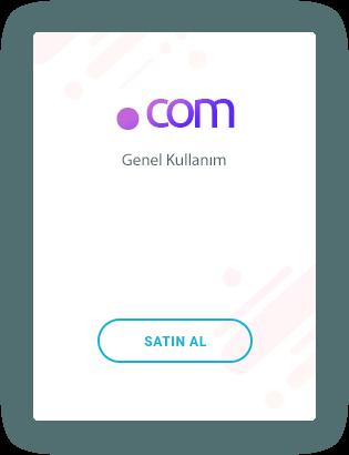 Domain Alan Adı Kayıt .com